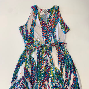 Primary Photo - BRAND: NEW YORK AND CO STYLE: DRESS SHORT SLEEVELESS COLOR: MULTI SIZE: M SKU: 198-19812-16690