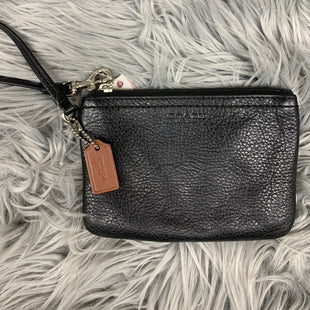 Primary Photo - BRAND: COACH STYLE: WRISTLET COLOR: BLACK SKU: 198-19888-24804