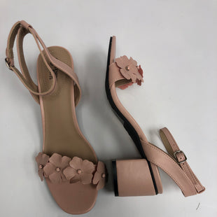 Primary Photo - BRAND: MARK STYLE: SANDALS LOW COLOR: LIGHT PINK SIZE: 9 OTHER INFO: NEW! SKU: 198-19888-29702