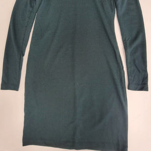 Primary Photo - BRAND: OLD NAVY O STYLE: DRESS SHORT LONG SLEEVE COLOR: GREEN SIZE: S SKU: 198-19888-33190