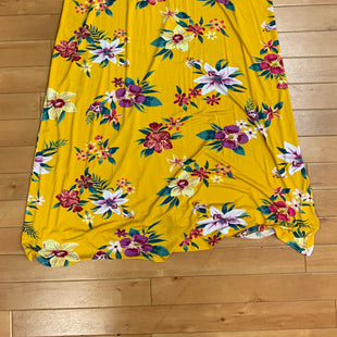 Primary Photo - BRAND: OLD NAVY STYLE: DRESS LONG SHORT SLEEVE COLOR: YELLOW SIZE: XXL OTHER INFO: NEW! SKU: 198-19812-11780