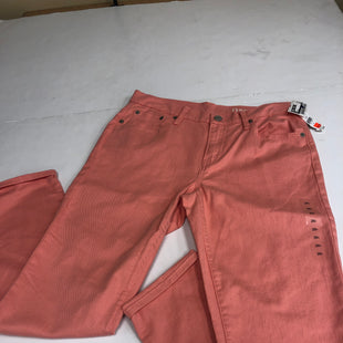 Primary Photo - BRAND: GAP STYLE: PANTS COLOR: PEACH SIZE: 2 OTHER INFO: NEW! SKU: 198-19888-30977