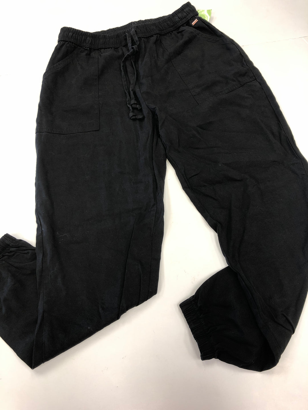 Primary Photo - BRAND: PINK <BR>STYLE: ATHLETIC PANTS <BR>COLOR: BLACK <BR>SIZE: S <BR>SKU: 198-19812-16872