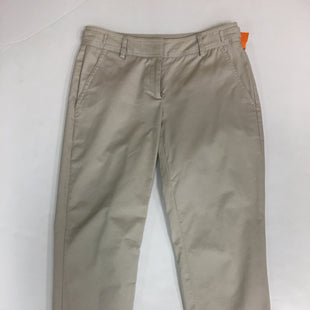 Primary Photo - BRAND: LAUNDRY STYLE: PANTS COLOR: BEIGE SIZE: 2 SKU: 198-19888-30248