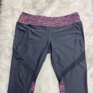 Primary Photo - BRAND: TEK GEAR STYLE: ATHLETIC CAPRIS COLOR: GREY SIZE: 1X SKU: 198-19888-24937