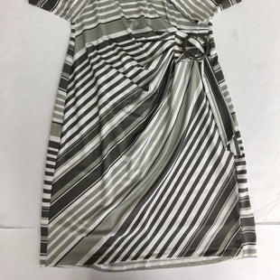 Primary Photo - BRAND: SHELBY AND PALMER STYLE: DRESS SHORT LONG SLEEVE COLOR: STRIPED SIZE: M SKU: 198-19812-12111