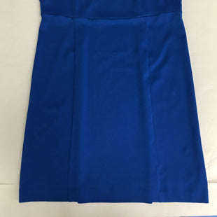 Primary Photo - BRAND: NEW YORK AND CO STYLE: DRESS SHORT SLEEVELESS COLOR: BLUE SIZE: L SKU: 198-19888-20501