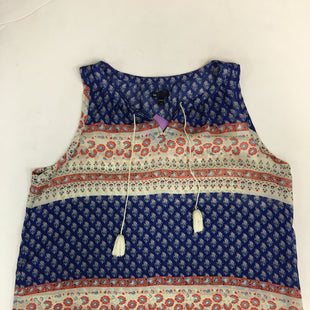 Primary Photo - BRAND: GAP STYLE: TOP SLEEVELESS COLOR: RED WHITE BLUE SIZE: L SKU: 198-19878-6830