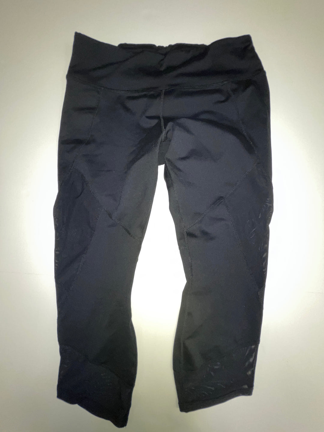Primary Photo - BRAND: ACTIVE LIFE <BR>STYLE: ATHLETIC CAPRIS <BR>COLOR: BLACK <BR>SIZE: L <BR>SKU: 198-19888-31683
