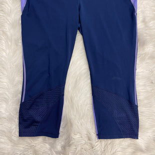 Primary Photo - BRAND: TEK GEAR STYLE: ATHLETIC CAPRIS COLOR: PURPLE SIZE: 1X SKU: 198-19888-24931