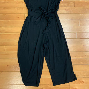 Primary Photo - BRAND: OLD NAVY STYLE: DRESS LONG SHORT SLEEVE COLOR: BLACK SIZE: XL OTHER INFO: NEW ROMPER SKU: 198-19812-11785