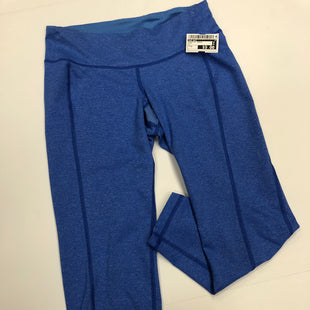 Primary Photo - BRAND: OLD NAVY STYLE: ATHLETIC CAPRIS COLOR: BLUE SIZE: S SKU: 198-19888-22522
