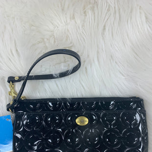 Primary Photo - BRAND: COACH STYLE: WRISTLET COLOR: BLACK SKU: 198-198104-1260