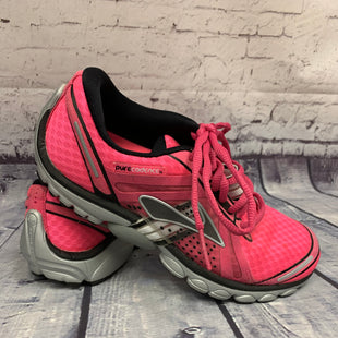Primary Photo - BRAND: BROOKS STYLE: SHOES ATHLETIC COLOR: PINK SIZE: 6 SKU: 198-19888-22707