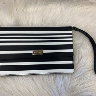 Primary Photo - BRAND: KATE SPADE STYLE: WRISTLET COLOR: BLACK WHITE SKU: 198-19888-22925
