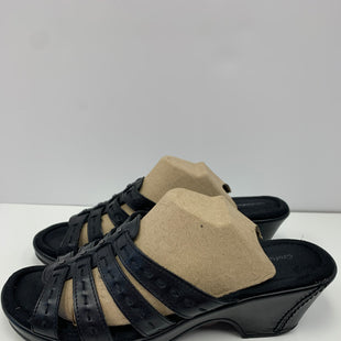 Primary Photo - BRAND: CROFT AND BARROW O STYLE: SANDALS LOW COLOR: BLACK SIZE: 8 SKU: 198-19888-32822