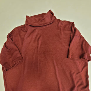 Primary Photo - BRAND: GAP STYLE: TOP SHORT SLEEVE COLOR: RED SIZE: M SKU: 198-19888-29408