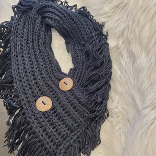 Primary Photo - BRAND:  CMF STYLE: SCARF WINTER COLOR: BLACK OTHER INFO: NEW! SKU: 198-19888-23653