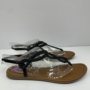 Primary Photo - BRAND: XAPPEAL STYLE: SANDALS FLAT COLOR: BLACK SIZE: 8 SKU: 198-19888-33186
