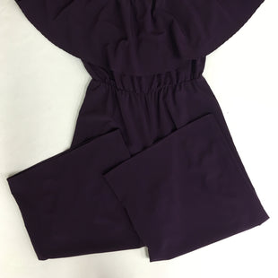 Primary Photo - BRAND: EVERLY STYLE: DRESS LONG SHORT SLEEVE COLOR: PURPLE SIZE: S OTHER INFO: JUMPSUIT SKU: 198-19888-33248