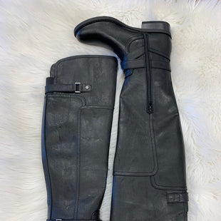 Primary Photo - BRAND: GUESS STYLE: BOOTS KNEE COLOR: BLACK SIZE: 5.5 OTHER INFO: NEW! SKU: 198-19888-24435