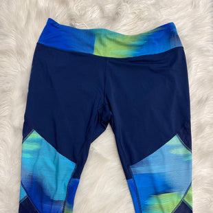 Primary Photo - BRAND: TEK GEAR STYLE: ATHLETIC CAPRIS COLOR: BLUE SIZE: 1X SKU: 198-19888-24933