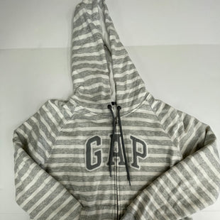 Primary Photo - BRAND: GAP STYLE: ATHLETIC JACKET COLOR: GREY SIZE: XXL SKU: 198-19888-35215