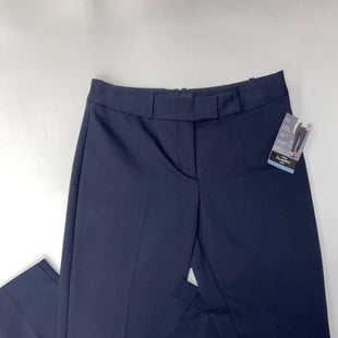 Primary Photo - BRAND: LIZ CLAIBORNE STYLE: PANTS COLOR: NAVY SIZE: 2 OTHER INFO: NEW! SKU: 198-19888-26324