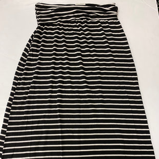 Primary Photo - BRAND: ANA STYLE: SKIRT COLOR: BLACK WHITE SIZE: L OTHER INFO: NEW! SKU: 198-19888-36130