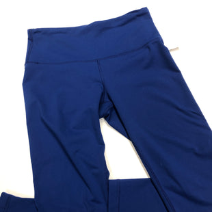 Primary Photo - BRAND: 90 DEGREES BY REFLEX STYLE: ATHLETIC CAPRIS COLOR: BLUE SIZE: S SKU: 198-19888-20219