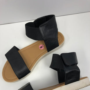 Primary Photo - BRAND: COMFORTVIEW STYLE: SANDALS FLAT COLOR: BLACK SIZE: 9 SKU: 198-19888-32897