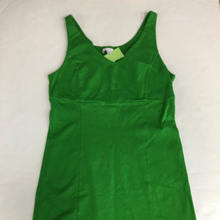Primary Photo - BRAND: NEW YORK AND CO O STYLE: DRESS SHORT SLEEVELESS COLOR: GREEN SIZE: M SKU: 198-19888-33672