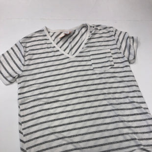 Primary Photo - BRAND: GAP STYLE: TOP SHORT SLEEVE COLOR: WHITE SIZE: S SKU: 198-19888-31957