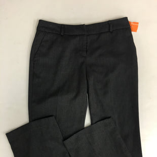 Primary Photo - BRAND: NEW YORK AND CO STYLE: PANTS COLOR: CHARCOAL SIZE: 2 SKU: 198-19812-14495