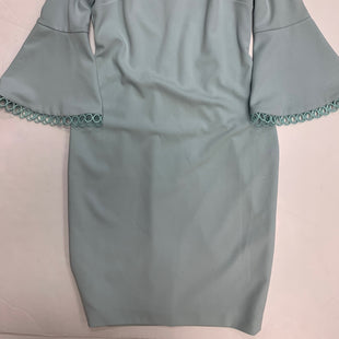Primary Photo - BRAND: CALVIN KLEIN O STYLE: DRESS SHORT LONG SLEEVE COLOR: MINT SIZE: S SKU: 198-19888-32886