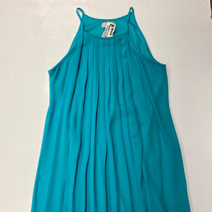 Primary Photo - BRAND:    SOULMATESSTYLE: DRESS SHORT SLEEVELESS COLOR: AQUA SIZE: XL OTHER INFO: SOULMATES - SKU: 198-19898-2531