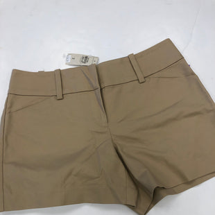 Primary Photo - BRAND: ANN TAYLOR O STYLE: SHORTS COLOR: BEIGE SIZE: 2 OTHER INFO: NEW! COMPARE $39 SKU: 198-19888-35345