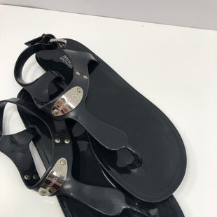 Primary Photo - BRAND: MICHAEL BY MICHAEL KORS STYLE: SANDALS FLAT COLOR: BLACK SIZE: 8 OTHER INFO: JELLY SANDALS SKU: 198-19888-32284