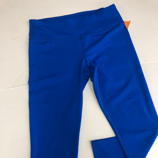 Primary Photo - BRAND: 90 DEGREES BY REFLEX STYLE: ATHLETIC CAPRIS COLOR: BLUE SIZE: M SKU: 198-19888-29481