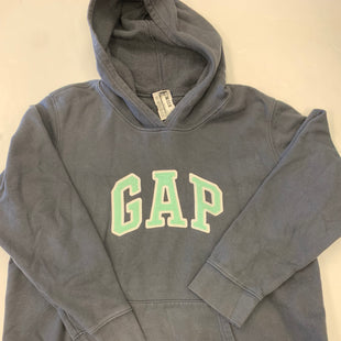Primary Photo - BRAND: GAP STYLE: SWEATSHIRT HOODIE COLOR: CHARCOAL SIZE: XXL SKU: 198-19812-16275