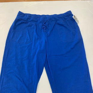 Primary Photo - BRAND: DANSKIN NOW STYLE: ATHLETIC CAPRIS COLOR: ROYAL BLUE SIZE: XL OTHER INFO: LOUNGEWEAR SKU: 198-19812-17691