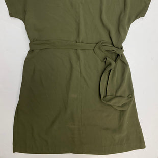 Primary Photo - BRAND: ANN TAYLOR O STYLE: DRESS SHORT SHORT SLEEVE COLOR: OLIVE SIZE: XL SKU: 198-19888-32884