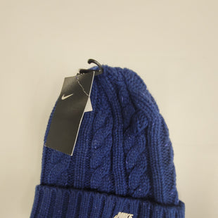 Primary Photo - BRAND: NIKE STYLE: HAT COLOR: BLUE OTHER INFO: NEW! SKU: 198-19888-28773