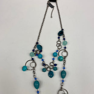 Primary Photo - BRAND: CHICOS O STYLE: NECKLACE COLOR: TURQUOISE OTHER INFO: NEW! SKU: 198-19888-23034