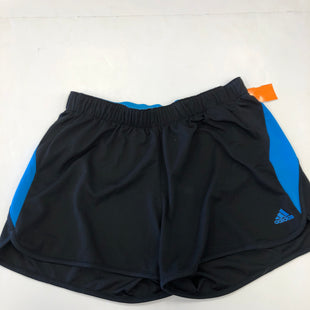 Primary Photo - BRAND: ADIDAS STYLE: ATHLETIC SHORTS COLOR: BLUE SIZE: M SKU: 198-19888-32071