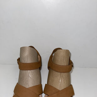 Primary Photo - BRAND: UGG STYLE: SANDALS LOW COLOR: TAN SIZE: 8 OTHER INFO: AS IS SKU: 198-19812-11795