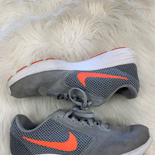 Primary Photo - BRAND: NIKE STYLE: SHOES ATHLETIC COLOR: GREY SIZE: 8 SKU: 198-19888-21241