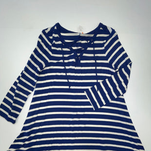 Primary Photo - BRAND: OLD NAVY STYLE: DRESS SHORT LONG SLEEVE COLOR: STRIPED SIZE: M SKU: 198-19812-16687