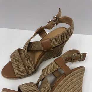 Primary Photo - BRAND: BANANA REPUBLIC O STYLE: SANDALS LOW COLOR: BEIGE SIZE: 8 SKU: 198-19888-31603