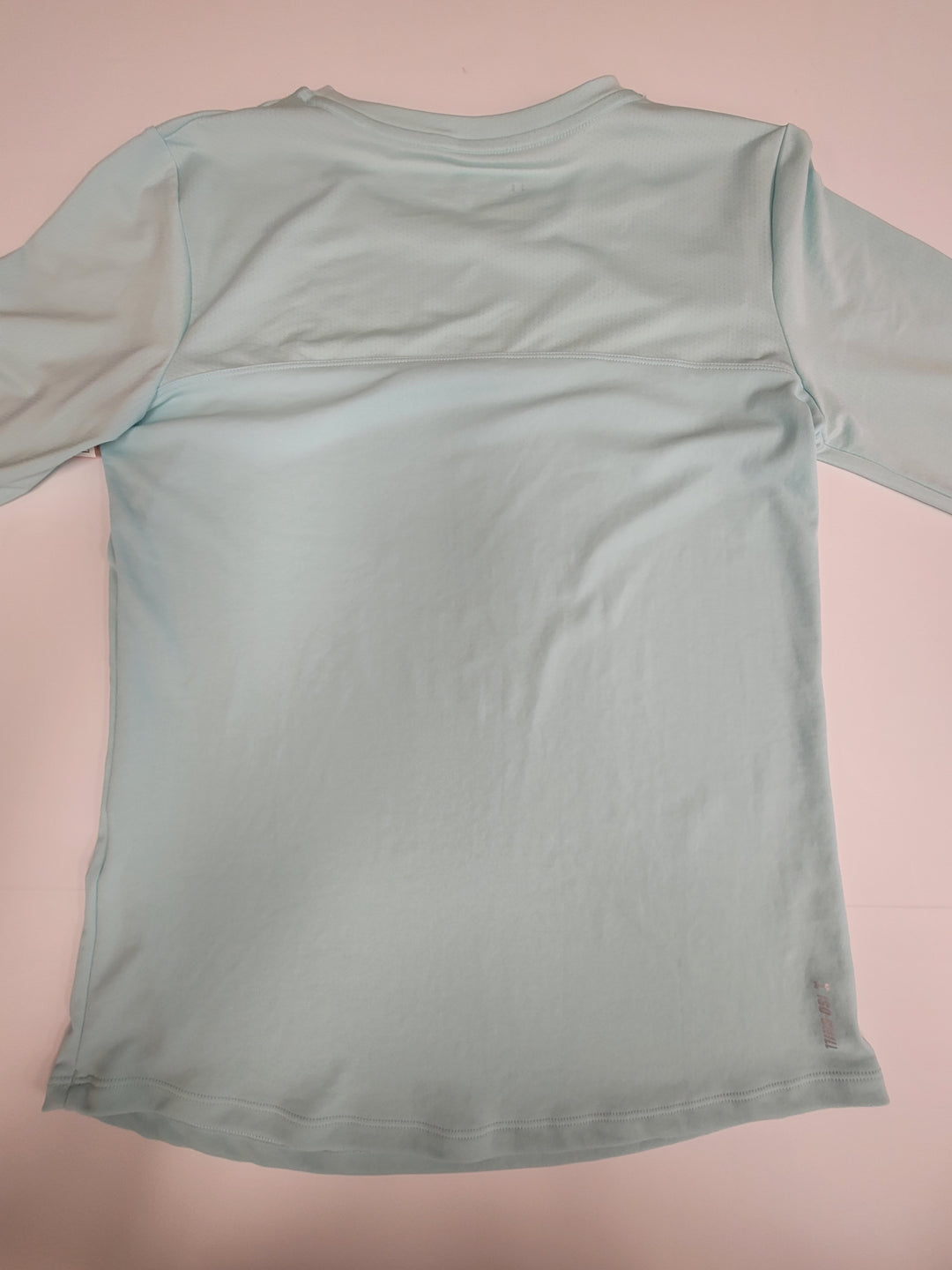 Photo #1 - BRAND: UNDER ARMOUR <BR>STYLE: ATHLETIC TOP <BR>COLOR: MINT <BR>SIZE: S <BR>SKU: 198-19888-31791